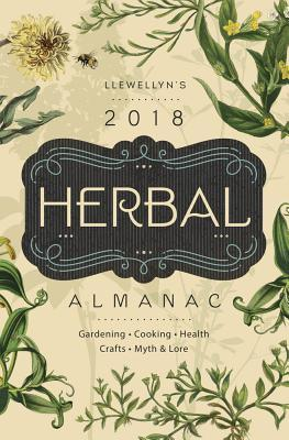 2018 Herbal Almanac cover
