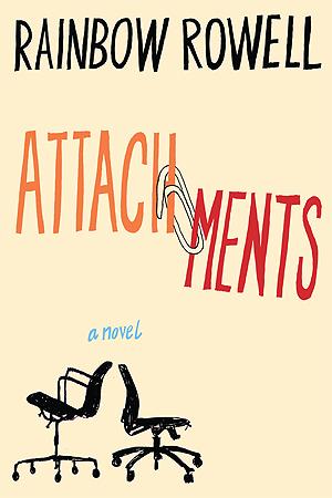 Attachments Book Cover