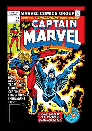 Captain Marvel (1968-1979) #53