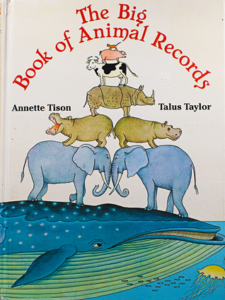 The Big Book of Animal Records