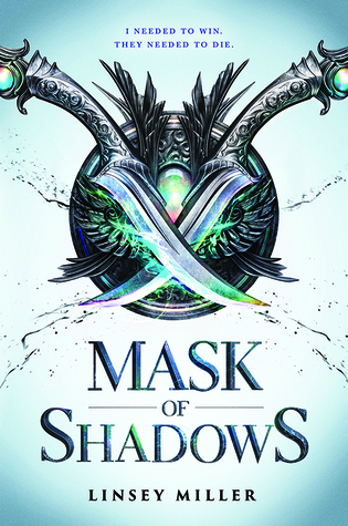 Mask of Shadows (Untitled, #1)