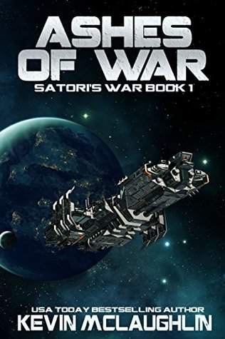 Ashes of War (Satori's War #1)
