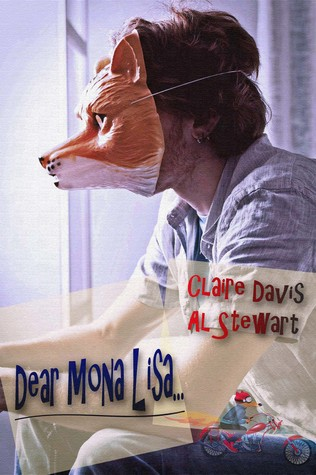 Book cover Dear Mona Lisa... by Claire Davis and Al Stewart