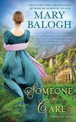 Book Review: Mary Balogh's Someone to Care