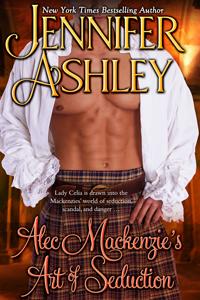 Alec Mackenzie's Art of Seduction (MacKenzies & McBrides, #9)