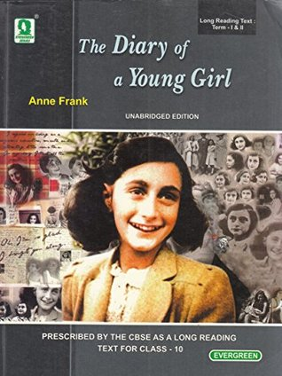 The Diary of a Young Girl for Class 10 Term I & II