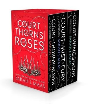 A Court of Thorns and Roses Box Set (A Court of Thorns and Roses, #1-3)