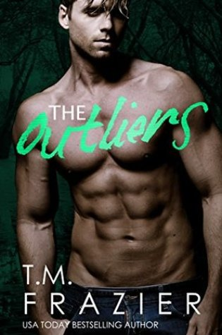 PROMO BLOG TOUR:  THE OUTLIERS by T.M. Frazier