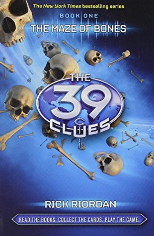 The 39 Clues #1-11