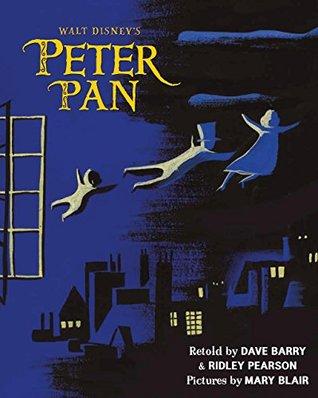 Walt Disney's Peter Pan: Illustrated by Mary Blair