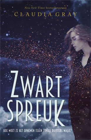 Zwartspreuk (Spellcaster) Boek omslag