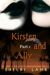 Kirsten and Ally Part 1 Book Cover