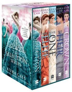 The Selection Series 1-5 Book Set (The Selection #1-5)
