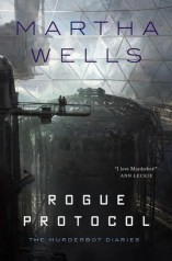 Rogue Protocol (The Murderbot Diaries #3)