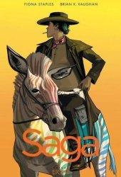 Saga, Vol. 8 Book