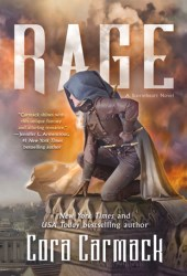Rage (Stormheart, #2) Book by Cora Carmack