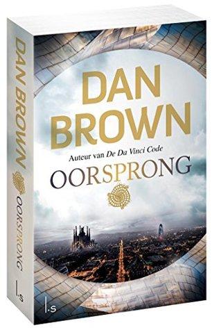 Oorsprong (EN: Origin) Boek omslag