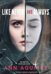 Like Never and Always Book by Ann Aguirre