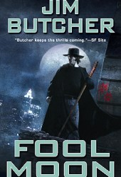 Fool Moon (The Dresden Files, #2) Book