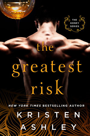 BLOG TOUR REVIEW:  THE GREATEST RISK by Kristen Ashley