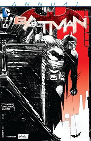 Batman (2011-2016) Annual #4