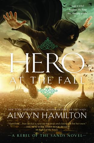 Hero at the Fall Alwyn Hamilton