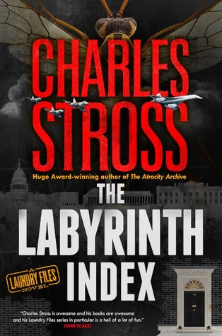 The Labyrinth Index (Laundry Files, #9)
