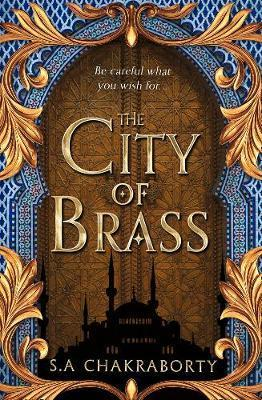 Image result for City of Brass by SA Chakraborty