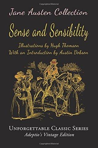 Jane Austen Collection - Sense and Sensibility