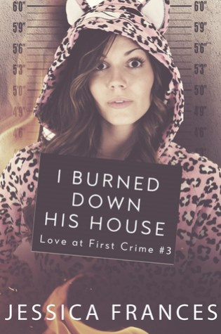 BOOK BLITZ:  I BURNED DOWN HIS HOUSE by Jessica Frances