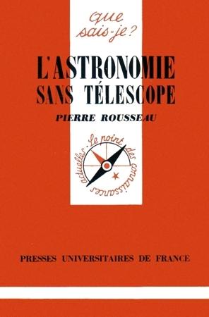 L'astronomie sans télescope