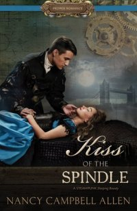 Kiss of the Spindle cover