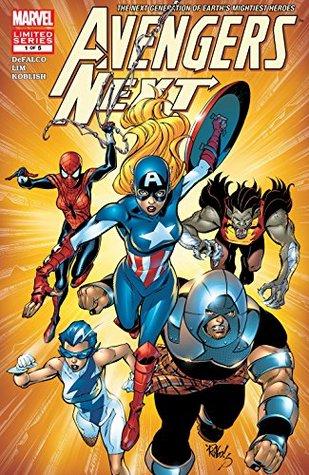 Avengers Next #1