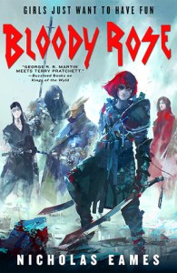 Epic Fantasy Books Bloody Rose  The Band   2