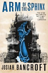 Arm of the Sphinx (The Books of Babel #2)