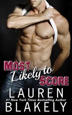 Afbeeldingsresultaat voor Most Likely to Score by Lauren Blakelybook cover