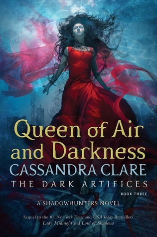 Queen of Air and Darkness (The Dark Artifices, #3) PDF Book by Cassandra Clare PDF ePub