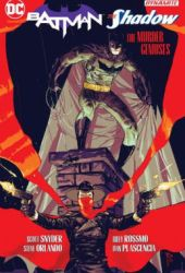 Batman/The Shadow: The Murder Geniuses Book