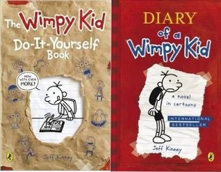 Diary of a Wimpy Kid 2 vol. box set: Diary of a Wimpy Kid, The Wimpy Kid Do-It-Yourself Book