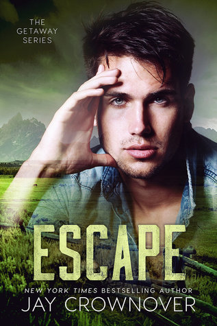 Blog Tour Review & Giveaway:  Escape by Jay Crownover