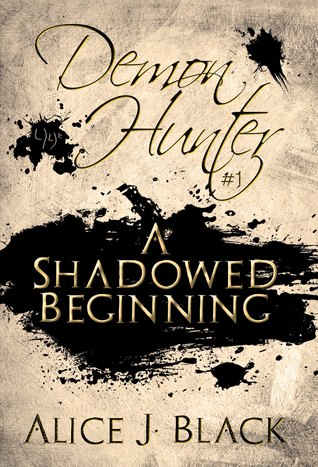 A Shadowed Beginning Book Cover
