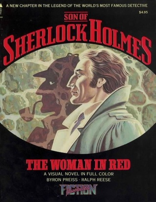 Son of Sherlock Holmes--The Woman in Red
