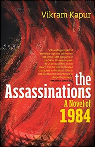 BOOK REVIEW: The Assassinations by Vikram Kapur