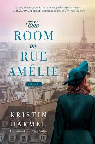 The Room on Rue Amélie Book Cover