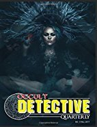 Occult Detective Quarterly Issue 3