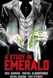 A Study in Emerald Book