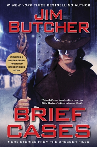 Brief Cases (The Dresden Files, #15.1)
