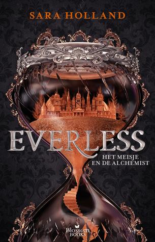 Everless, het meisje en de alchemist Boek omslag