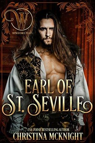 Earl of St. Seville (Wicked Earls' Club #11)