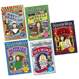 Hetty Feather Collection Book Pack x 5